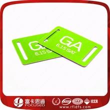 Focused hot sale die cut proximity rfid mango tk4100 chip card