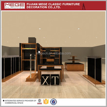 New design clothing retail fashion store fixtures
