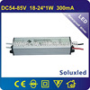 18-24w waterproof led driver IP67