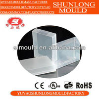 Yuyao Shunlong clear acetate PET transparent clear plastic box
