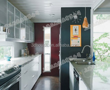 China's offer prefabricated mobile kit house,low cost kitchen modular contianer house sales