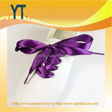 Wholesale Fashion Ribbon Shoe Laces, Silks And Satin Shoelaces, Sport Shoelace Bootlaces