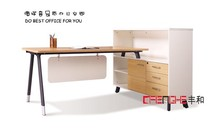 Modern Furniture Office Furniture,Factory Directly Sale Office Table,Office Furniture With Side Table