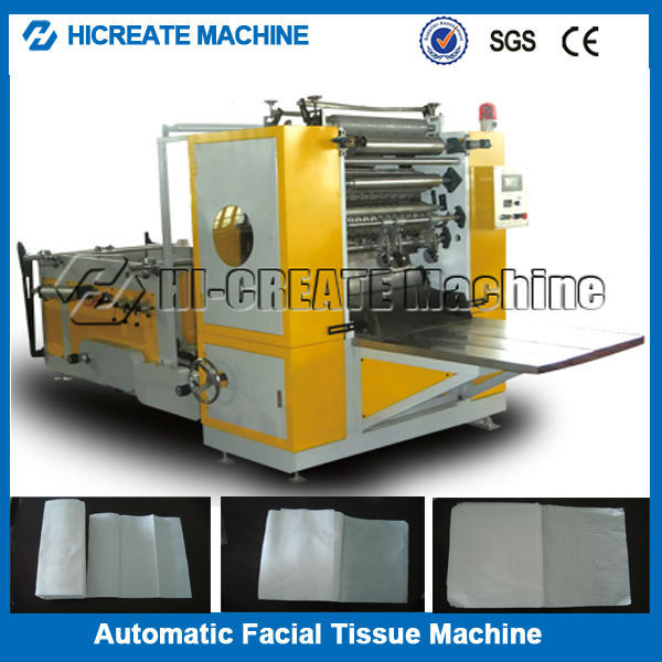 HC-L Automatic N-folding Towel making machine