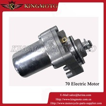 Motorcycle electric start motor/dirt bike parts & accessories