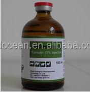 Hot sale & hot cake top quality Tiamulin Injection with reasonable price and fast delivery!!!