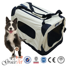 [Grace Pet] Portable Collapsible Kennel / Soft Fabric Pet Crate