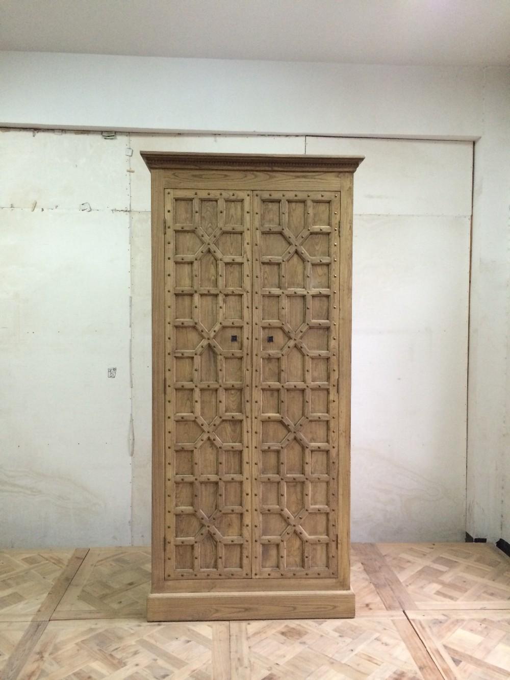 Wedding Furniture Wooden Almirah Designs In Bedroom Wall ...
