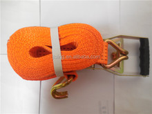 High quality of factory supply ratchet straps master lock lashing strap/motorcycle cargo trailer /ratchet tie down