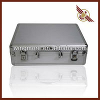 Custom perforated metal box,Durable aluminum suitcase,carrying-on suitcase-WM316