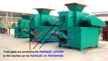 Lantian Brand artificial coal making machine