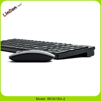 Best Selling 2.4G USB Wireless Keyboard and Mouse Combo BK301BA-2