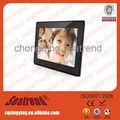 China Marco de la batería recargable de fotos digital