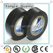 rubber adhesive made in china Yongle Brand PVC electria Environmental Friendlyl insulation tape