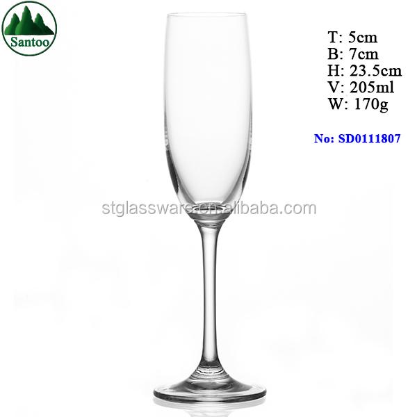 Cristal Champagne Flutes Elegant Oem Cristal Champagne