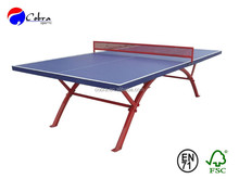 Fashionable Outdoor Table Tennis Table for Sale including accessory