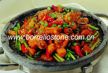 Eco Friendly Stone Plate Cooking
