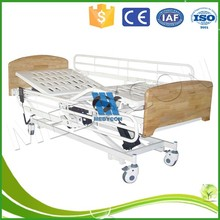 two function homecare electric adjustable bed