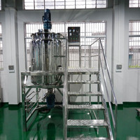 1000L liquid car wash soap and hand wash liquid soap making machine