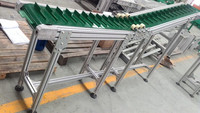 Aluminum alloy frame belt conveyor/Reversible belt conveyor