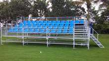 Demountable Design for Outdoor Bleacher Seating System