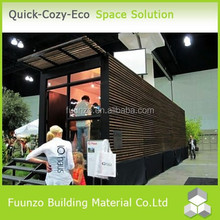 Fashionable Decorated Luxurious Frame Structure Shipping Container
