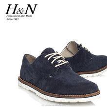 High quality leather shoes made in China