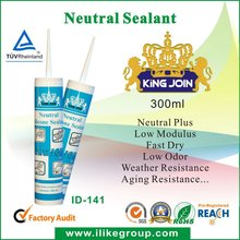 roofing neutral silicone sealant manufacturer/factory drums/tube 280ml/300ml