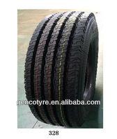 11R24.5 Radial Tubless tires from Gencotyre