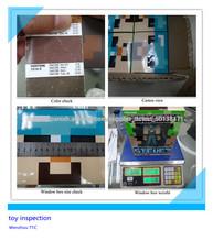El servicio de control de calidad en Zhejiang