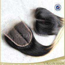 full lace closure 613 hair closure 100% human hair lace closures