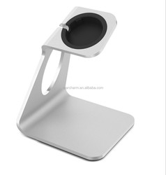 New popular for apple watch stand aluminum,watch display stand,for apple watch aluminium stand