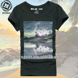 Promotional custom t-shirt, Latest Design custom t shirt