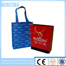 Custom Christmas Paper Bag/ Gift Paper Bags/shopping Bag For Channel made in China