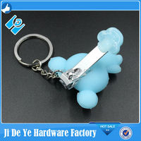 China supplier the best nail clippers, best fingernail clippers in the world,Cartoon Shaped Nail Clippers /silicone Nail Scissor