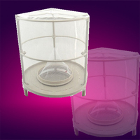 The Most Popular Fly Catcher Factory play top flying cage Glass fibre the fly cage