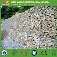 Hot Dip Galvanized Gabion Box Stone Gabion Cage Factory