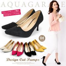 Wholesale new design suede upper high heel shoes ladies