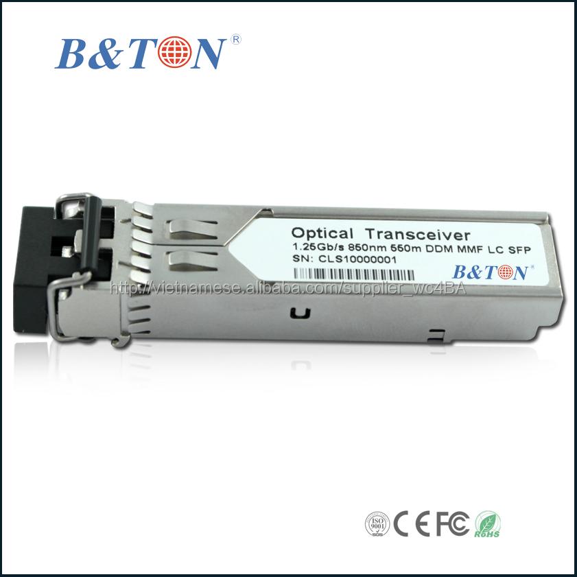 Module quang 1.25G/10G/40G, BIDI SFP, WDM SFP CWDM, DWDM, XFP