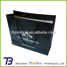 china custom economic carrier made gift bags with handles