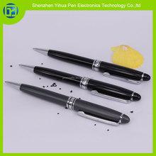 YIHUA OEM/ODM Metal blank pen for print,imprint metal promotional ball pen,customized brass ballpoint pens