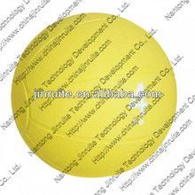Non-toxic Smell-less Pure Color Medicine Ball (Manufacturer)