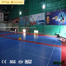 Multi Purpose Basketball Court Badminton Volleyball Court Flooring