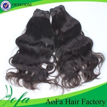Wholesale fast shipping water wave raw unprocessed virgin eurasian hair bulk