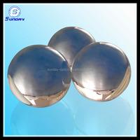 Optical 1mm fused silica (JGS1) ball lenses