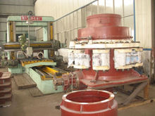 New pattern cone crushers supply from China