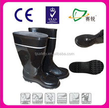 HOT SALE PVC safety Rain protective safety footwear