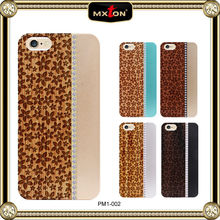 Top Selling Real Natural Wood for Iphone 6 Case, Vogue & Custom, Best Price, Prompt Delivery