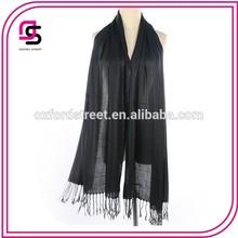 negro negro pashmina mantón de pashmina mantón del pashmina bufanda mantón bufanda