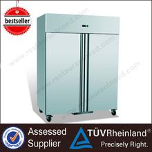 Supermarket Equipment 2 Doors Japan Commercial refrigerator refrigerator
